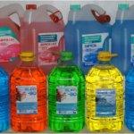Акция — дарим 5 литров стеклоомывающей жидкости