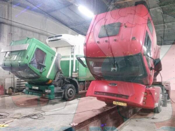 Ремонт грузовых автомобилей Форд Карго - Транс-Мороз 1