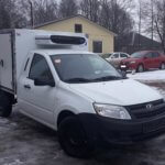 Новые автомобили-рефрижераторы ВИС2349