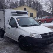 Новые автомобили-рефрижераторы ВИС2349 — Транс-Мороз