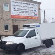 Новые автомобили-рефрижераторы ВИС2349 — Транс-Мороз 1