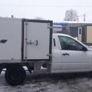 Новые автомобили-рефрижераторы ВИС2349 — Транс-Мороз 2