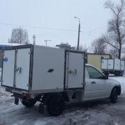 Новые автомобили-рефрижераторы ВИС2349 — Транс-Мороз 3
