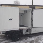 Новые автомобили-рефрижераторы ВИС2349 — Транс-Мороз 4