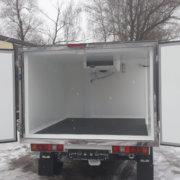 Новые автомобили-рефрижераторы ВИС2349 — Транс-Мороз 5