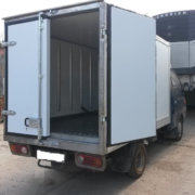 Фургоны — Транс-Мороз 9