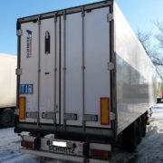 Фургоны — Транс-Мороз 50