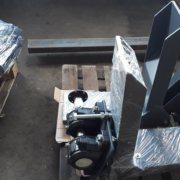 Кронштейны для монтажа компрессоров GHH RAND — Транс-Мороз 2