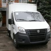 Новые транспортные средства — Транс-Мороз 13