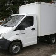 Новые транспортные средства — Транс-Мороз 14