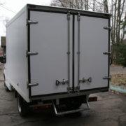 Новые транспортные средства — Транс-Мороз 15