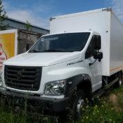 Новые транспортные средства — Транс-Мороз 16