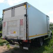 Новые транспортные средства — Транс-Мороз 18