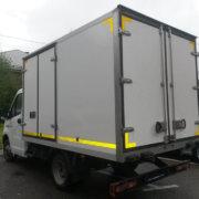 Новые транспортные средства — Транс-Мороз 7