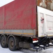 Продажа и монтаж гидробортов Zepro и Dhollandia — Транс-Мороз
