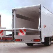 Продажа и установка гидробортов (гидролифты, грузоподъемные борта) — Транс-Мороз