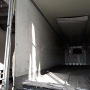 Ремонт задней рамки и задних дверей фургона полуприцепа — Транс-Мороз 4