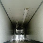 Воздухораспределительные рукава на рефрижераторный полуприцеп — Транс-Мороз