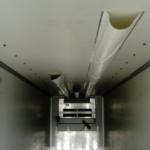 Воздухораспределительные рукава на рефрижераторный полуприцеп