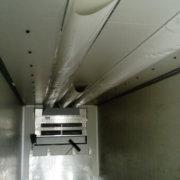 Воздухораспределительные рукава на рефрижераторный полуприцеп — Транс-Мороз 2