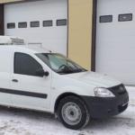 Новые автомобили-рефрижераторы Лада Ларгус