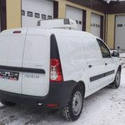 Новые автомобили-рефрижераторы Лада Ларгус — Транс-Мороз 1