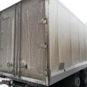 ООО «Транс-Мороз» осуществляет ремонт полов фургонов грузовых автомобилей и полуприцепов. — Транс-Мороз