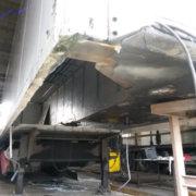 ООО «Транс-Мороз» осуществляет ремонт полов фургонов грузовых автомобилей и полуприцепов. — Транс-Мороз 5