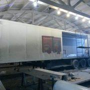 Ремонт изотермических фургонов грузовых автомобилей и полуприцепов, пострадавших в ДТП — Транс-Мороз 6