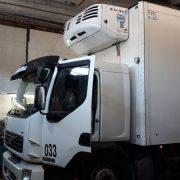 Ремонт холодильных агрегатов (рефрижераторов) — Транс-Мороз