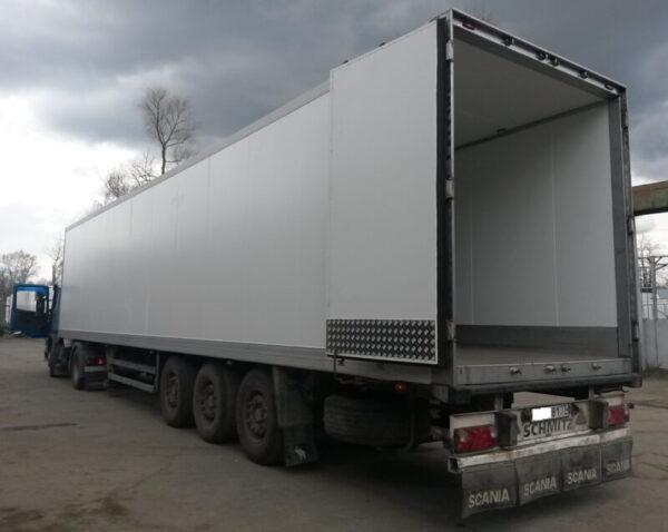 Изготовление фургона для полуприцепа Schmitz - Транс-Мороз 5
