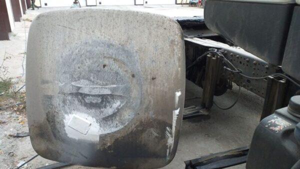 Ремонт топливных баков - Транс-Мороз 3