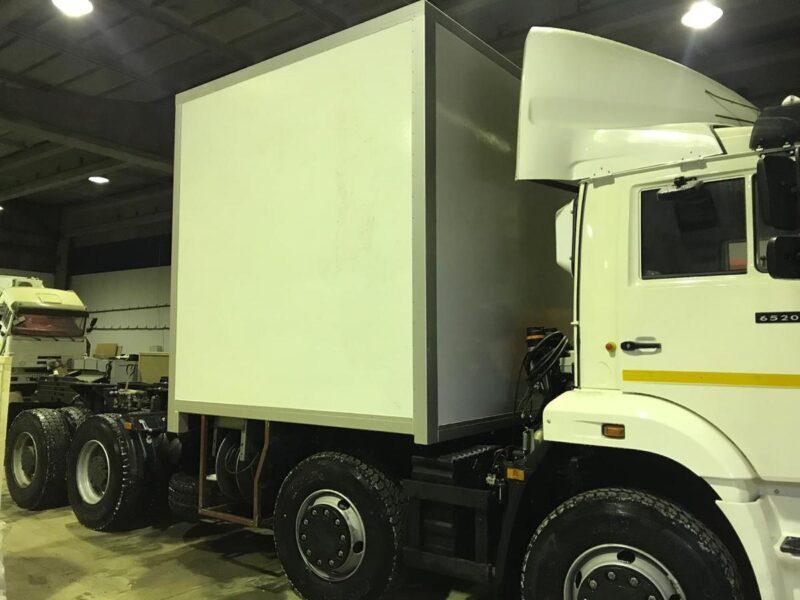 Фургоны автомобиля — досмотрового комплекса — Транс-Мороз 10