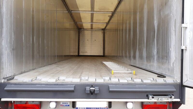 Гидрофикация седельных тягачей — Транс-Мороз 5