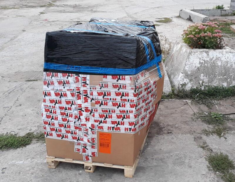 Гидрофикация седельных тягачей — Транс-Мороз 7