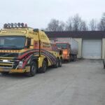 Ремонт и техническое обслуживание грузовых автомобилей Форд Карго (Ford Cargo)