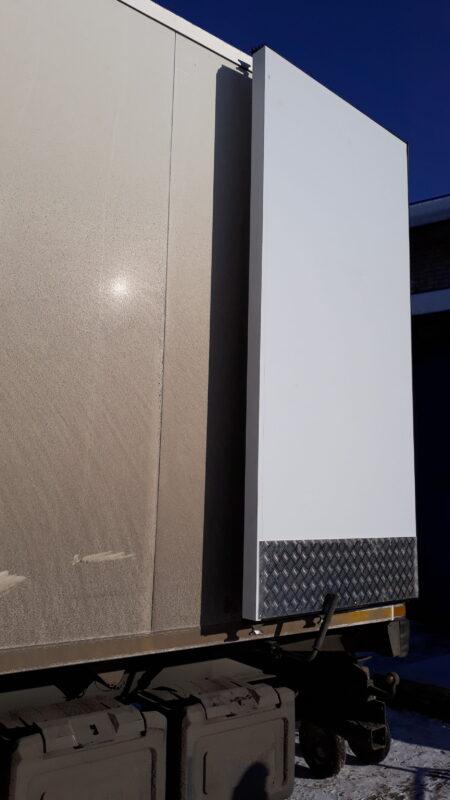 Ремонт дверей на фургоне — Транс-Мороз