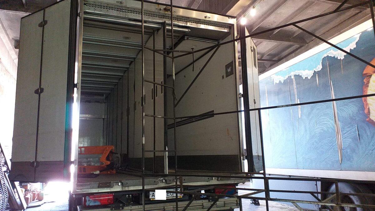 Ремонт холодильных агрегатов (рефрижераторов) в ООО «Транс-Мороз» — Транс-Мороз 25