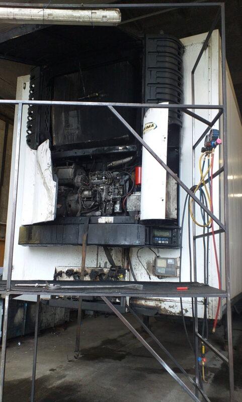 Ремонт холодильных агрегатов (рефрижераторов) в ООО «Транс-Мороз» — Транс-Мороз 27