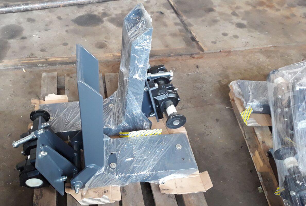 Кронштейны для монтажа компрессоров GHH RAND — Транс-Мороз 9
