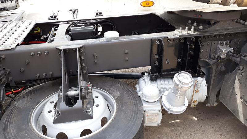 Кронштейны для монтажа компрессоров GHH RAND — Транс-Мороз 11