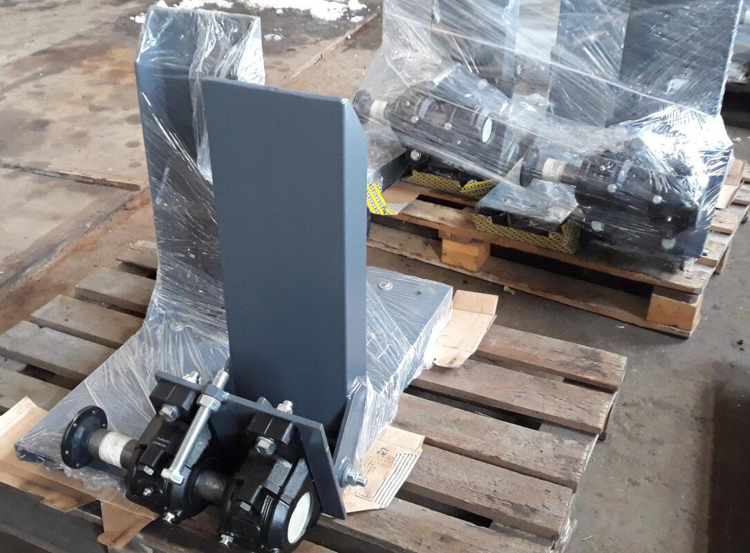 Кронштейны для монтажа компрессоров GHH RAND — Транс-Мороз 5