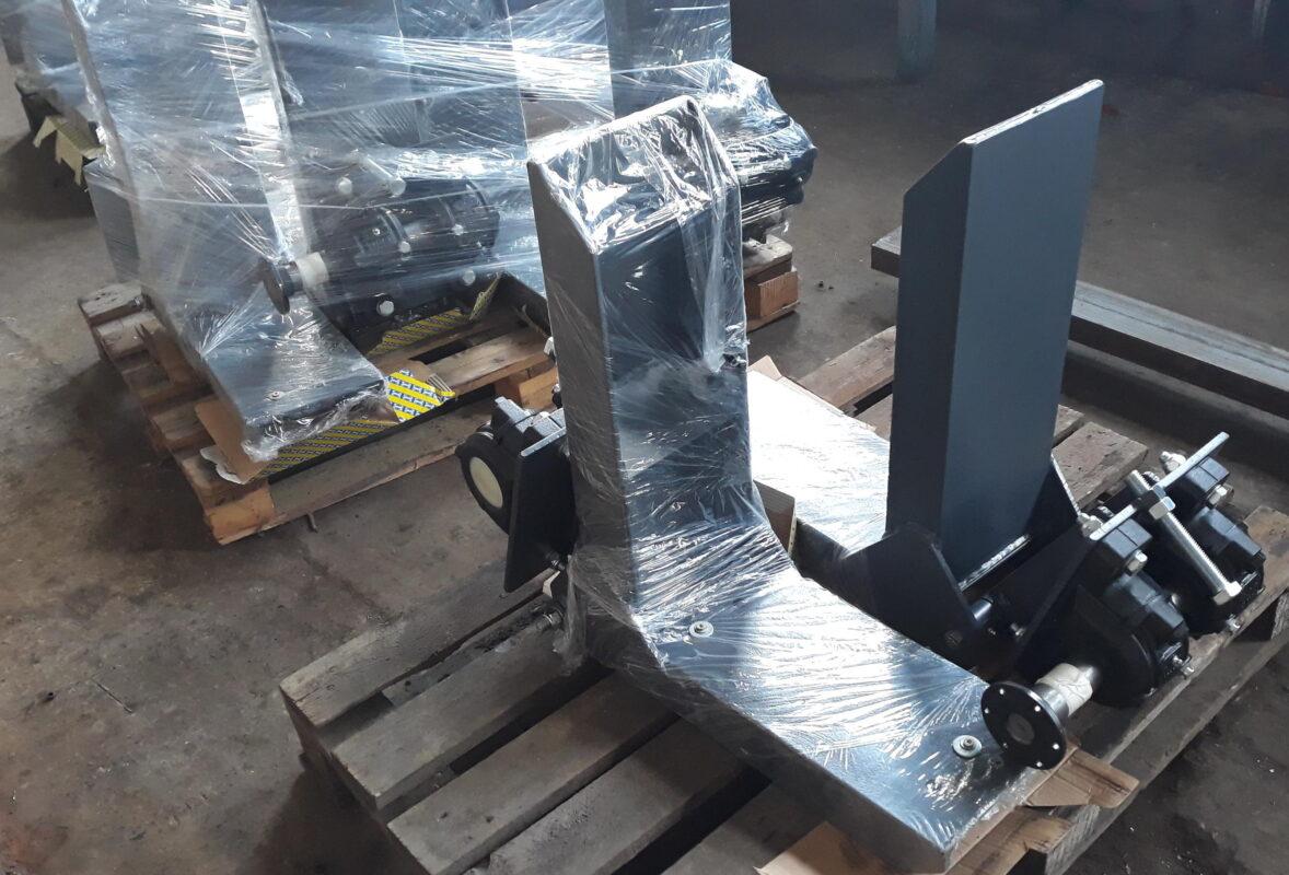 Кронштейны для монтажа компрессоров GHH RAND — Транс-Мороз 6