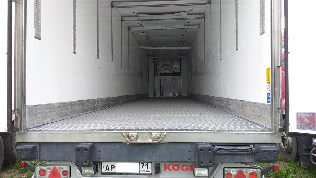 Ремонт полов фургонов — Транс-Мороз 1