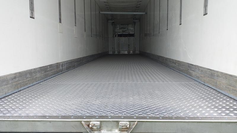 Ремонт полов фургонов — Транс-Мороз 2