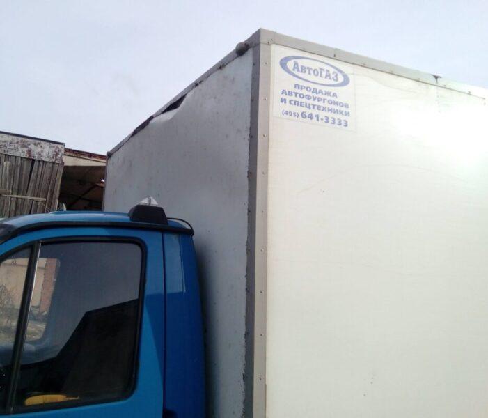 Фургон для грузового автомобиля или полуприцепа - Транс-Мороз 12