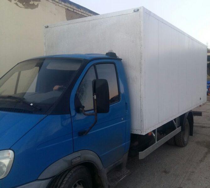 Фургон для грузового автомобиля или полуприцепа - Транс-Мороз 1