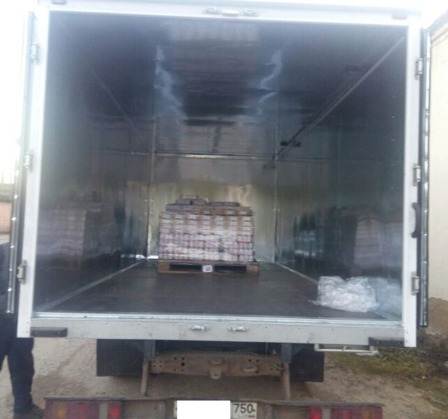 Фургон для грузового автомобиля или полуприцепа - Транс-Мороз 2