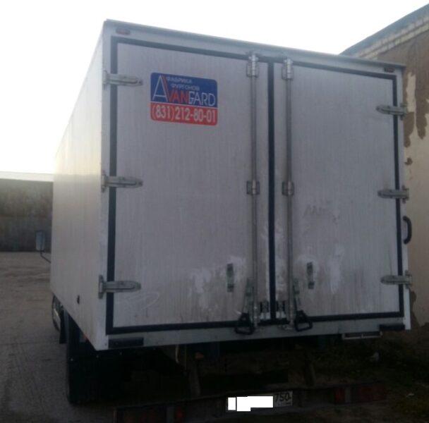 Фургон для грузового автомобиля или полуприцепа - Транс-Мороз