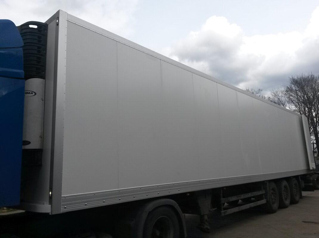 Фургон для грузового автомобиля или полуприцепа — Транс-Мороз 8